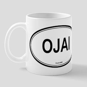 Ojai oval Mug