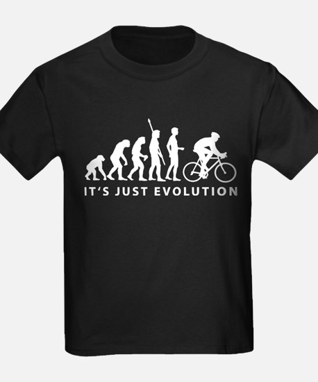 evolution bicycle race T