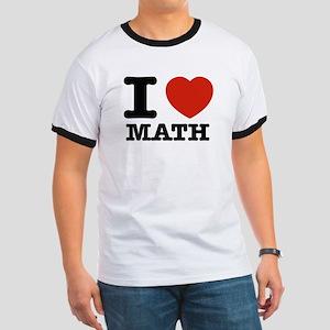 I heart Math Ringer T