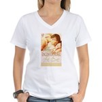 Unconventional At Best Women's V-Neck T-Shirt