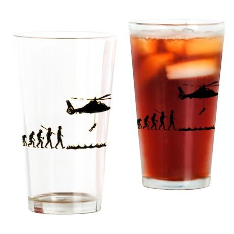 Coast Guard Drinking Glass