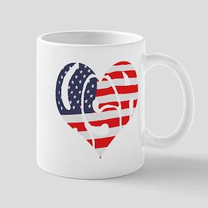 I Hart USA Mug