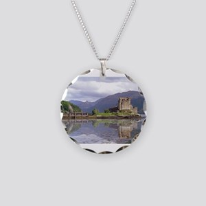 edc37cafe Necklace Circle Charm
