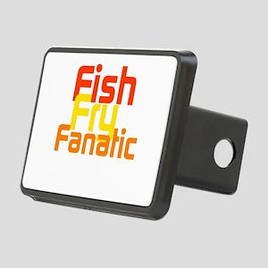 Fish Fry Fanatic Rectangular Hitch Cover