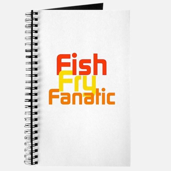 Fish Fry Fanatic Journal