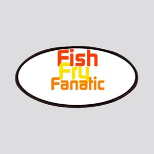 Fish Fry Fanatic Patches