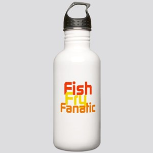 Fish Fry Fanatic Stainless Water Bottle 1.0L