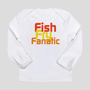 Fish Fry Fanatic Long Sleeve Infant T-Shirt