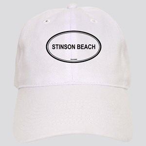 Stinson Beach oval Cap