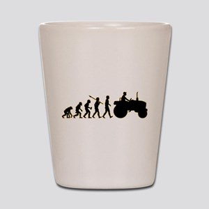 Farmer Shot Glass