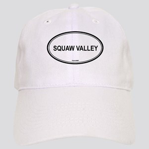 Squaw Valley oval Cap