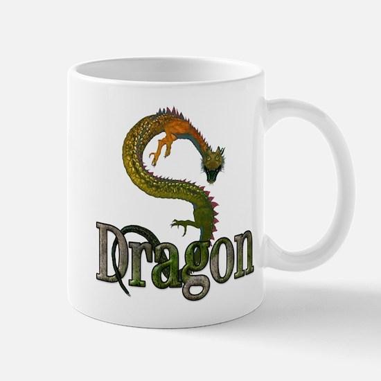 3d_dragon Mug