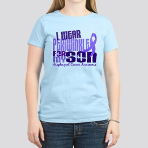 I Wear Periwinkle 6.4 Esophageal Cancer Women's Li