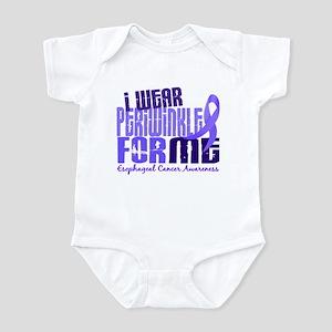 I Wear Periwinkle 6.4 Esophageal Cancer Infant Bod