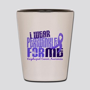 I Wear Periwinkle 6.4 Esophageal Cancer Shot Glass