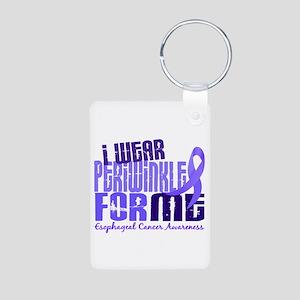 I Wear Periwinkle 6.4 Esophageal Cancer Aluminum P