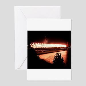 Fireworks - 75th Anniversary Golden Gate Bridge Gr