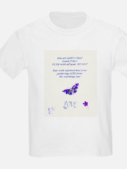 Love Design on T-Shirt