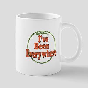Been Everywhere Mug