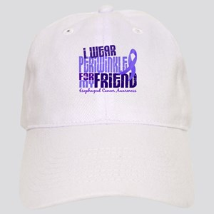 I Wear Periwinkle 6.4 Esophageal Cancer Cap