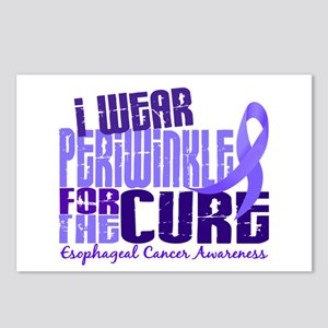 I Wear Periwinkle 6.4 Esophageal Cancer Postcards