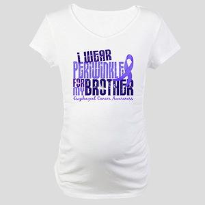 I Wear Periwinkle 6.4 Esophageal Cancer Maternity