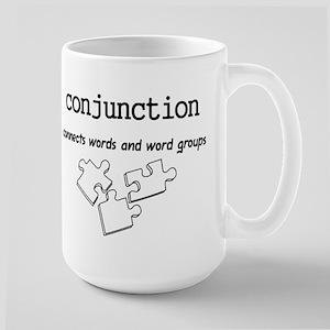 Conjunction Large Mug