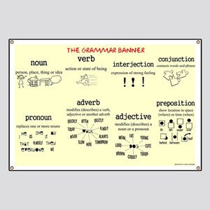 Adjective Banner