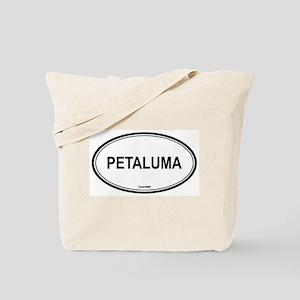 Petaluma oval Tote Bag
