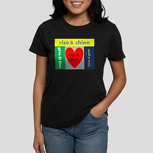 careshare Women's Dark T-Shirt