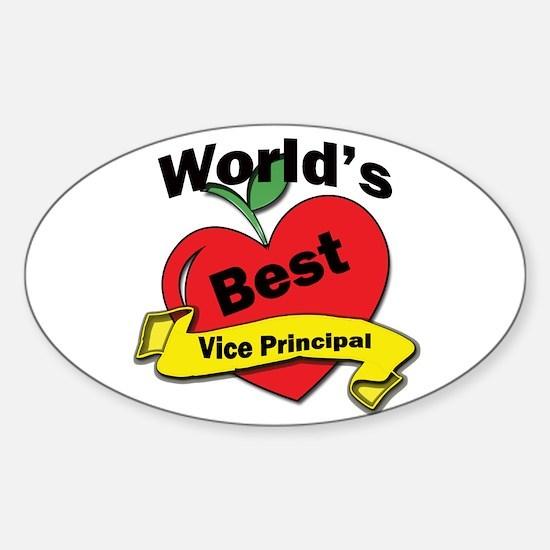 Unique Teach Sticker (Oval)