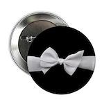 White Ribbon bow 2.25