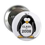 Class of 2008 Penguin Button