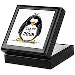 Class of 2008 Penguin Keepsake Box