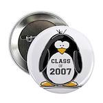Class of 2007 Penguin Button