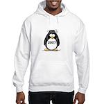 2007 Graduate Penguin Hooded Sweatshirt