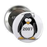 2007 Graduate Penguin Button