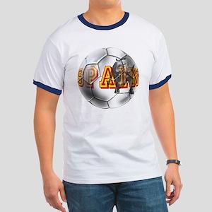 Spanish Soccer Ball Ringer T