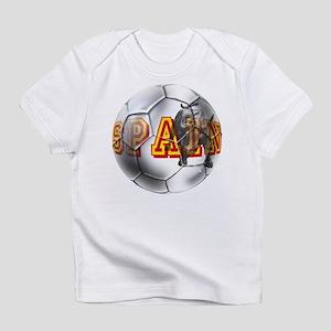 Spanish Soccer Ball Infant T-Shirt