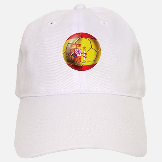 Spanish Futbol Baseball Baseball Cap