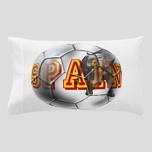 Spanish Soccer Ball Pillow Case
