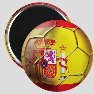 Spanish Futbol Magnet