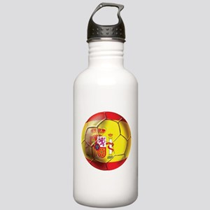 Spanish Futbol Stainless Water Bottle 1.0L