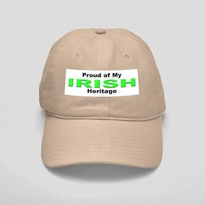 Proud Irish Heritage Cap