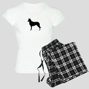 Smooth Collie Women's Light Pajamas