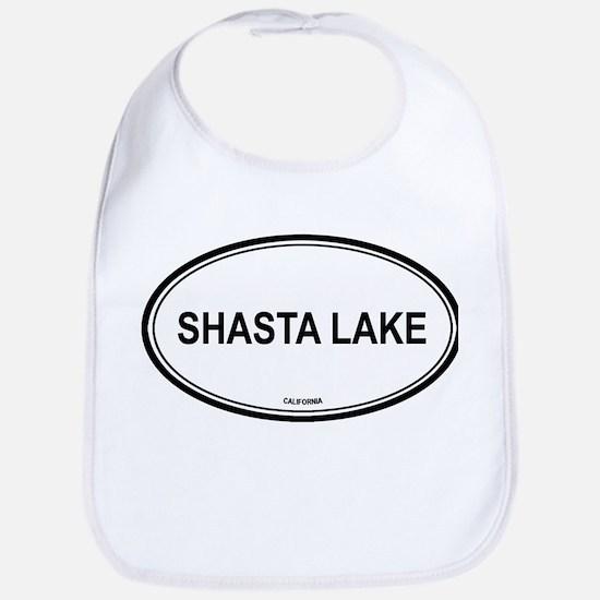 Shasta Lake oval Bib