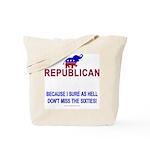 Republican Tote Bag