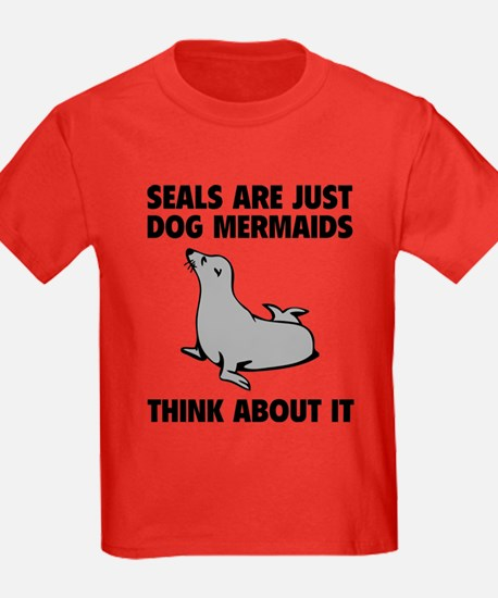 Dog Mermaids T