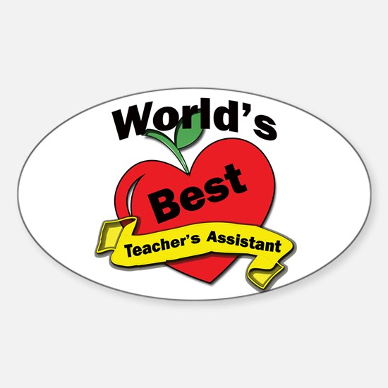 Unique School administrator Sticker (Oval)