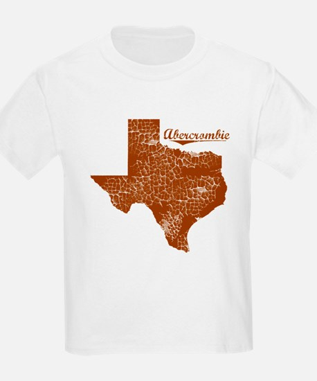 Abercrombie, Texas (Search Any City!) T-Shirt